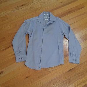 BOYS Calvin Klein dress shirt